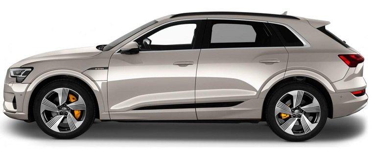 Audi e-tron quattro Leasing 3
