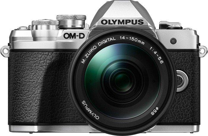 Olympus E‑M10 Mark III + M.Zuiko Digital 14-150mm Kit