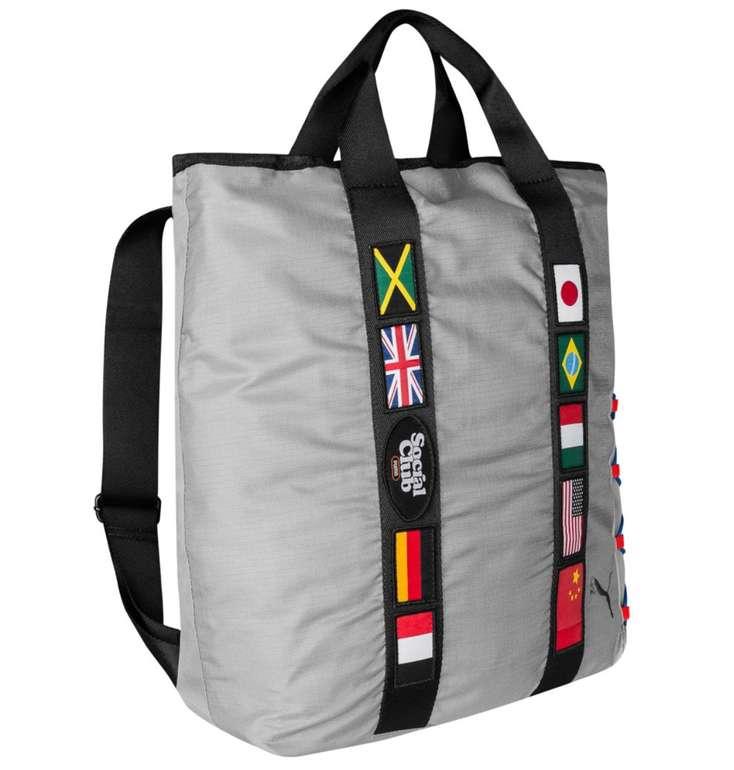 Puma Social International Rucksack (45 x 41 x 10cm) für 10,61€ (statt 20€)