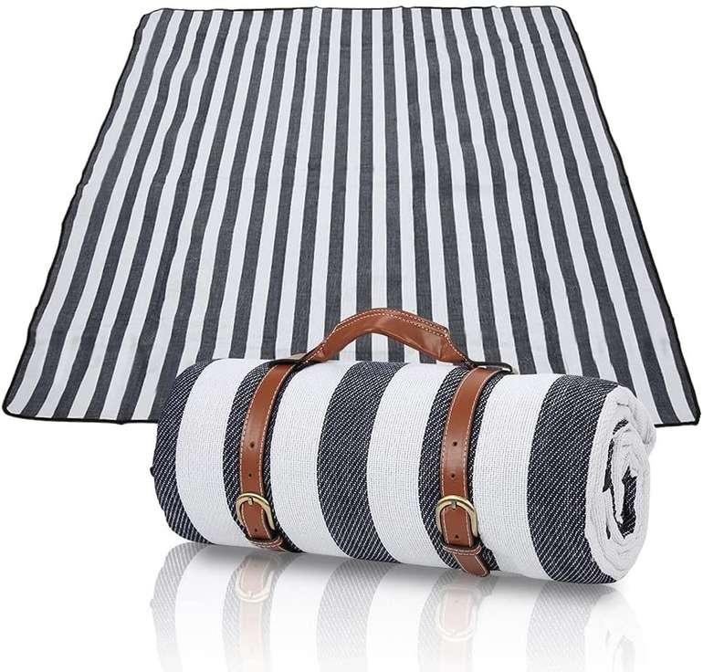 Einfeben Picknickdecke (200 x 200 cm) in 3 Farben für je 18,19€ inkl. Versand (statt 26€)