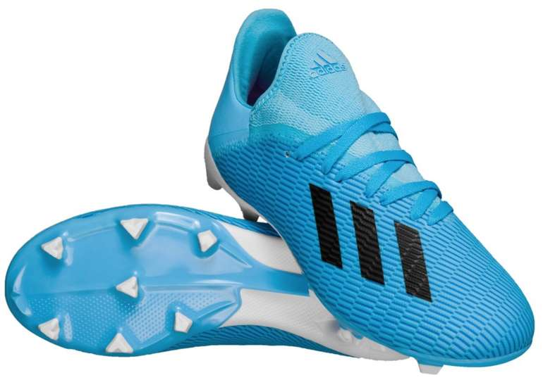 Adidas X 19.3 FG Kinder Fußballschuhe für 27,94€ inkl. Versand (statt 47€)