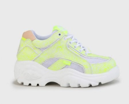 Buffalo: Secret Sale mit 30% Rabatt - auch Sale, z.B. Sneaker Eleonore für 133€
