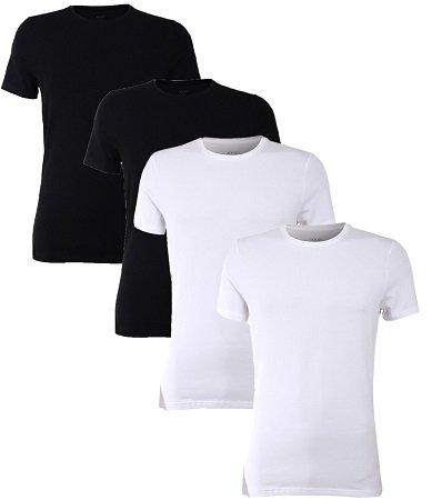 4er Pack Joop! Herren Basic T-Shirts O-Neck / V-Neck für 39,95€ (statt 70€)