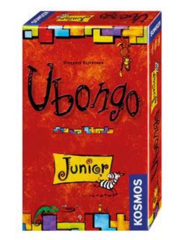 Ubongo Junior Mitbringspiel Mitbringspiel (1-4 Spieler) für 3,85€ inkl. Versand (statt 8€) - Club!