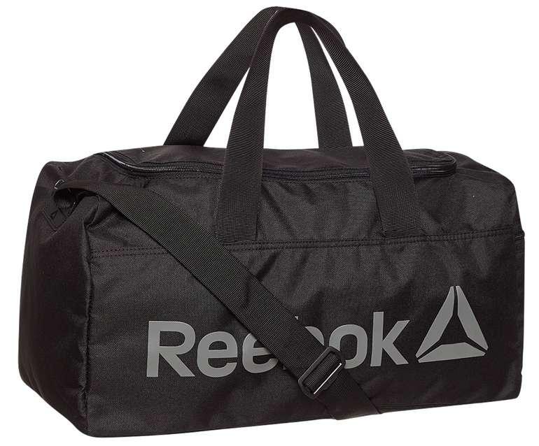 Reebok Active Core Grip Dufflebag Sporttasche in Schwarz für 19,94€inkl. Versand (statt 28€)