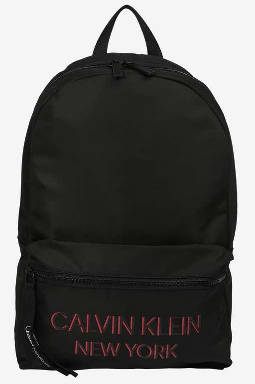 """Calvin Klein Rucksack """"Campus"""" in rot/schwarz für 34,93€ inkl. Versand (statt 50€)"""