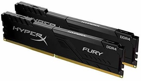 HyperX FURY 32GB Kit DDR4-3200 CL16 (HX432C16FB4K2/32) für 101,69€ (statt 145€)