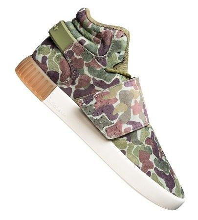 adidas Originals Tubular Invader STR Strap BB8393 in Camouflage für 26,17€