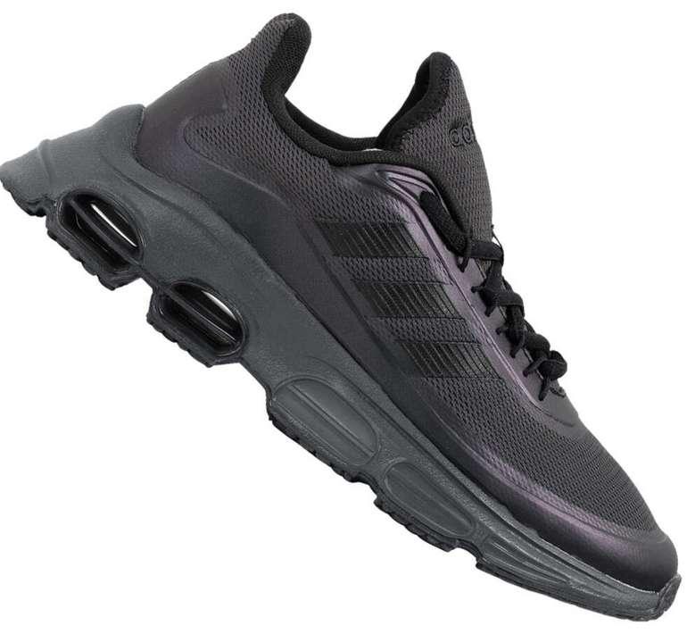 adidas Quadcube Damen Laufschuhe in Schwarz für 48,94€ inkl. Versand (statt 75€)