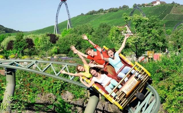 Tripsdrill Erlebnis & Tierpark Ticket + Mittagessen ab 21,60€ pro Person