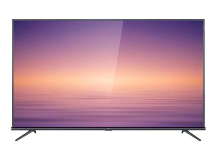 TCL 50EP66 LED TV mit 4K und Smart TV für 244€ inkl. Versand (statt 299€)