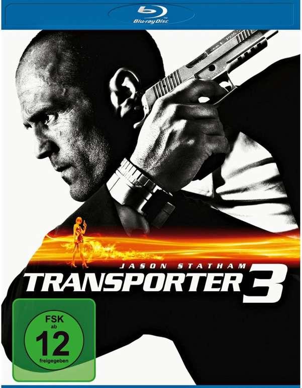Transporter 3 (Blu-ray) für 3,72€ inkl. Versand (statt 11€)