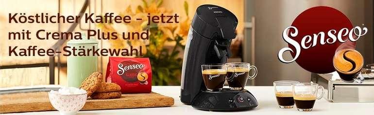 Philips HD6554 68 Senseo Kaffeepadmaschine banner