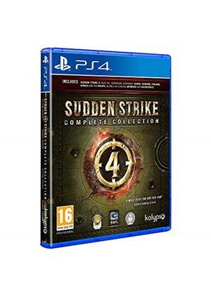 Sudden Strike 4 Complete Collection (PS4) für 27,15€ inkl. Versand (statt 38€)