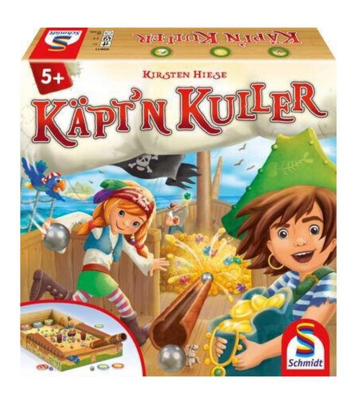 Schmidt Spiele Käpt'n Kuller, Brettspiel (40611) für 14,98€ inkl. Versand (statt 23€)