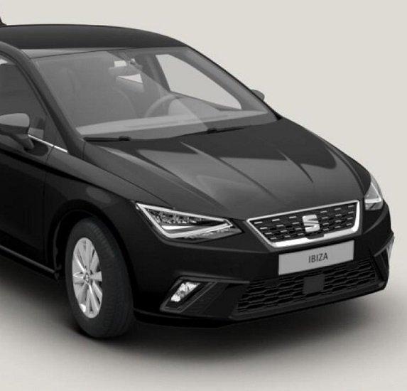Wieder da! Seat Ibiza 1.0 TSI Xcellence (95 PS) für 99€ Brutto im Monat – LF: 0,58