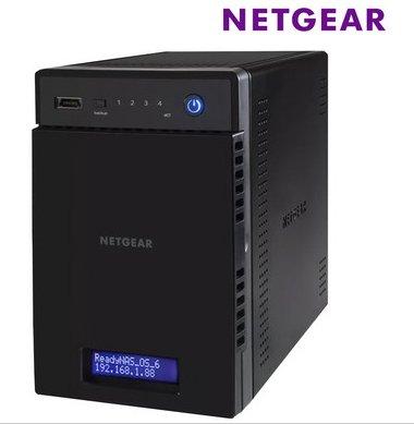 Netgear ReadyNAS 314 (4-Bay, 2GB RAM) zu 408,90€ inkl. Versand (statt 536€)