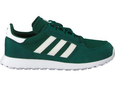 Adidas Originals Kinder Schuhe Forest Grove C in grün für 35,91€ (statt 44€)