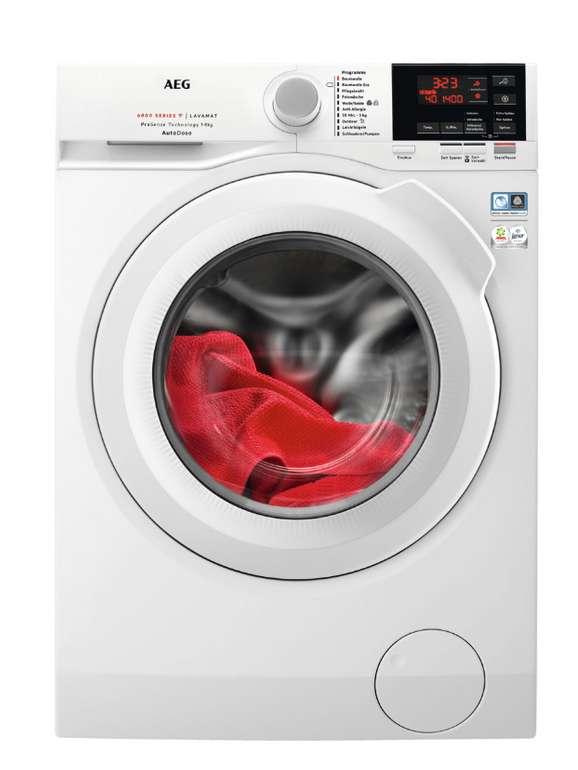 AEG Serie 6000 L6FB68480 Waschmaschine mit 1400 U/Min, A+++ für 559€ inkl. Versand (statt 629€)