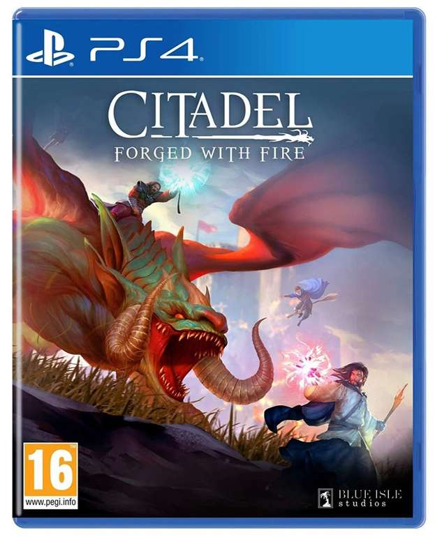 Citadel Forged with Fire (PS4) für 19,50€ inkl. Versand (statt 24€)