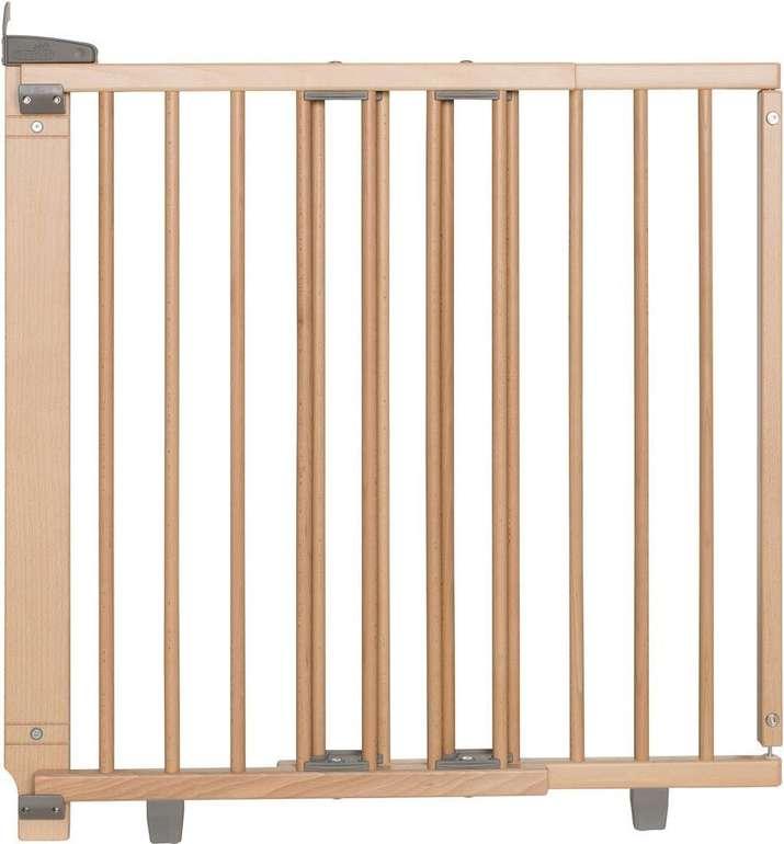 Geuther Schwenk-Treppenschutzgitter Plus 2733+ (67 - 107 cm) für 46,38€ inkl. Versand (statt 75€)