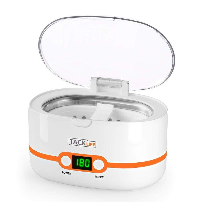 Tacklife MUC02 Ultraschallreiniger für 27,99€ inkl. Versand