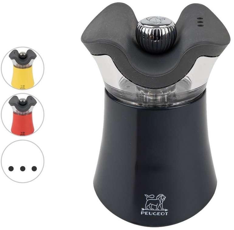 Peugeot Pfeffermühle mit Salzstreuer (8 cm) in 4 Farben je 15,90€ inkl. Versand (statt 20€)