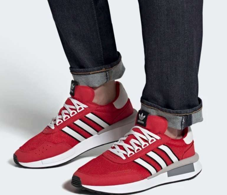 Adidas Originals Retroset Sneaker (versch. Farben) für je 61,37€ inkl. Versand (statt 79€)