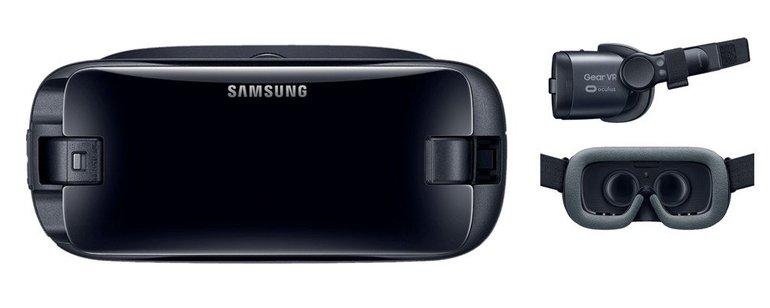 Samsung Gear VR (SM-R324) mit Controller für 59€ inkl. Versand