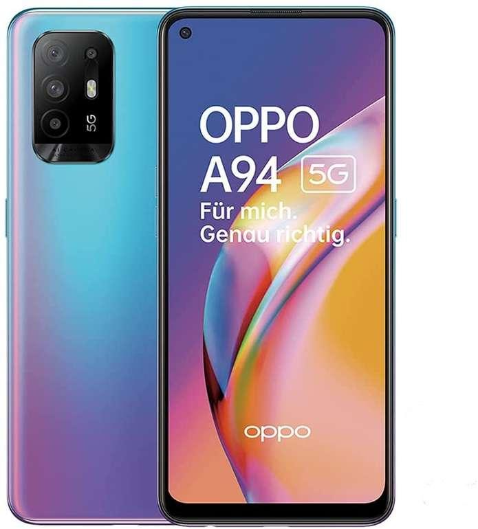 Oppo A94 5G (1€) + o2 Super Select S Allnet- und SMS-Flat mit 6GB LTE für 14,99€ mtl.