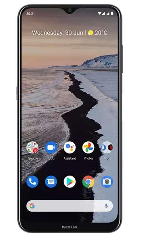 Nokia G10 3/32 GB Smartphone für 97,10€ inkl. Versand (statt 119€) - Newsletter + Saturn Card!