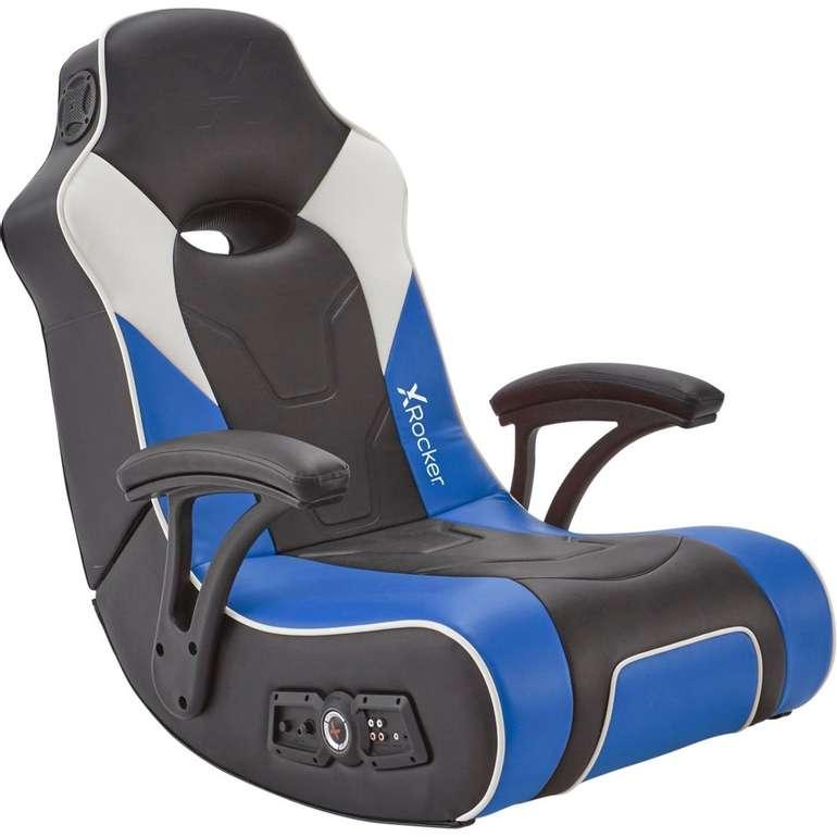 X Rocker Gaming-Stuhl G-Force Sport 2.1 Floor Rocker in 4 Farben für je 126,78€ inkl. Versand (statt 166€)
