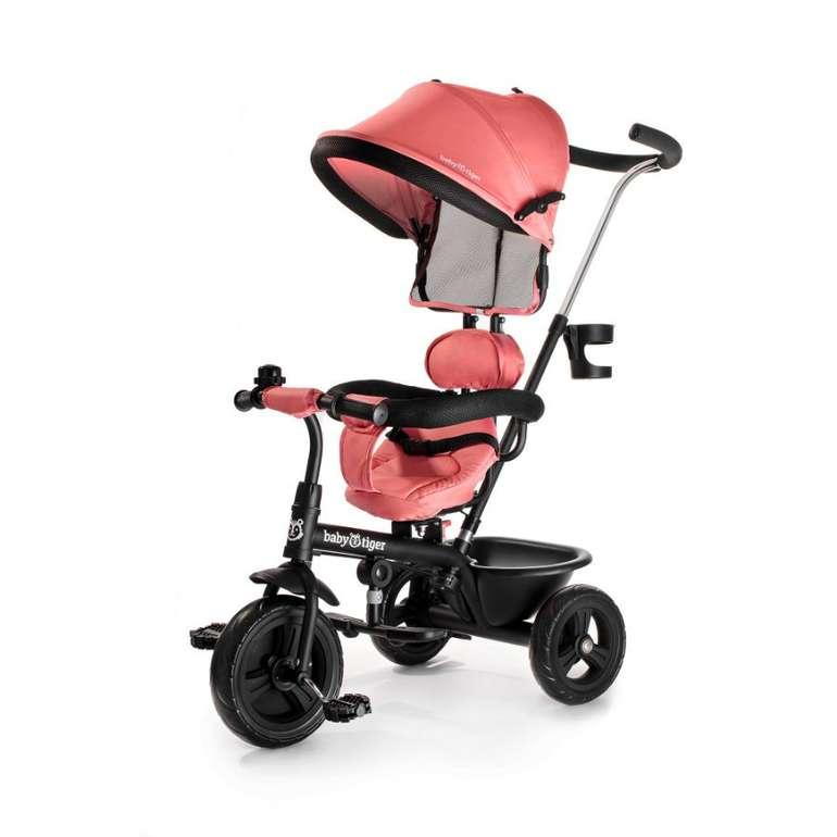 Baby Tiger by Kinderkraft Dreirad Fly in 3 Farben für je 55,79€ inkl. Versand (statt 79€)