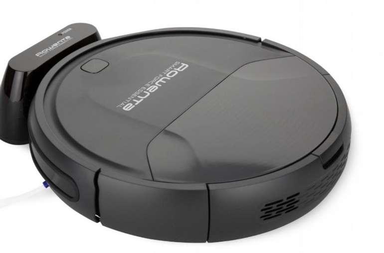 Rowenta RR6925WH Smart Force Essential Saugroboter (3 Reinigungsmodi, Fernbedienung-Steuerung) für 90,99€