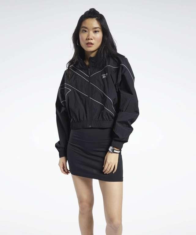 Reebok Damen Classics Cropped Track Jacket in 2 Farben für je 28,58€ inkl. Versand (statt 37€)