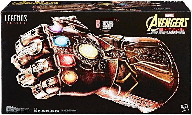 Marvel Handschuh der Unendlichkeit für 46,83€ inkl. Versand