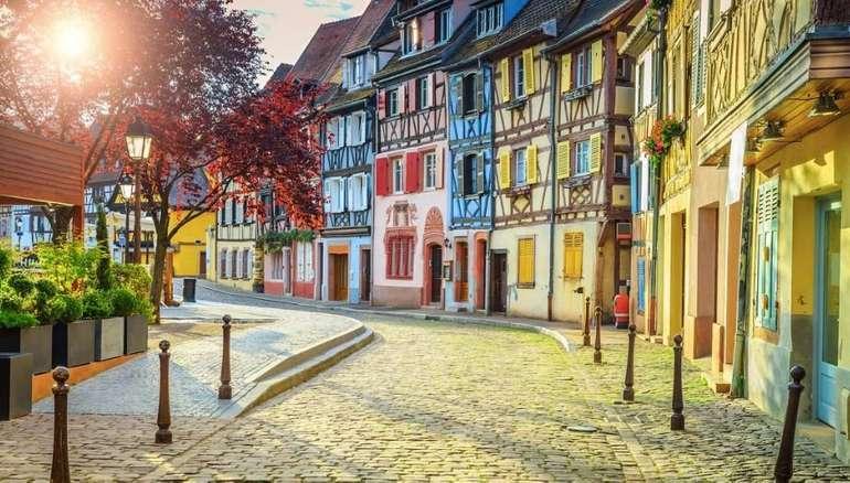 Colmar: 2 Nächte im wunderschönen Elsass für nur 52,50€ pro Person im Loft + kostenlose Stornierung