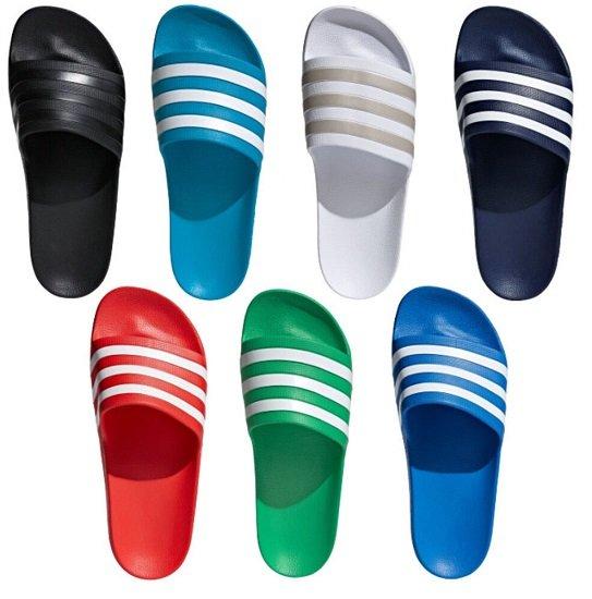 Adidas Adilette Aqua Badesandale Unisex in vielen Farben für je 14,95€ inkl. Versand (statt 18€)