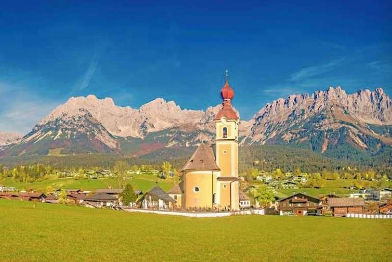 Tirol: 4* Cordial Hotel Going am Wilden Kaiser - Doppelzimmer inkl. Frühstück für 89€ pro Nacht