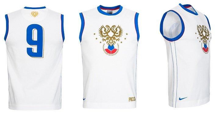 Nike Russland Fußball Tank Top für 7,28€ inkl. VSK (statt 12€)