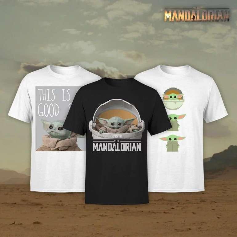 Zavvi 40% Rabatt auf Star Wars Mandalorian Kleidung + gratis Versand!