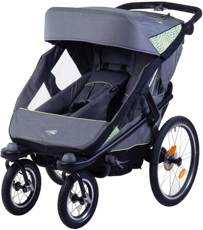 tfk Kinderwagen Joggster Velo inklusive Babyvelo und Regenverdeck für 557,99€ (statt 751€)