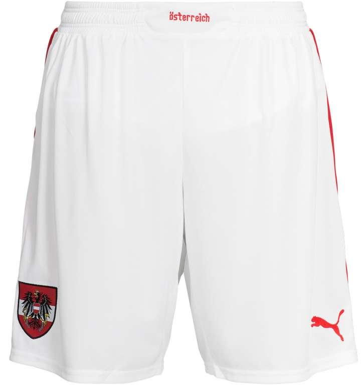 Puma Österreich Herren Heim Shorts für 11,94€ inkl. Versand (statt 20€)