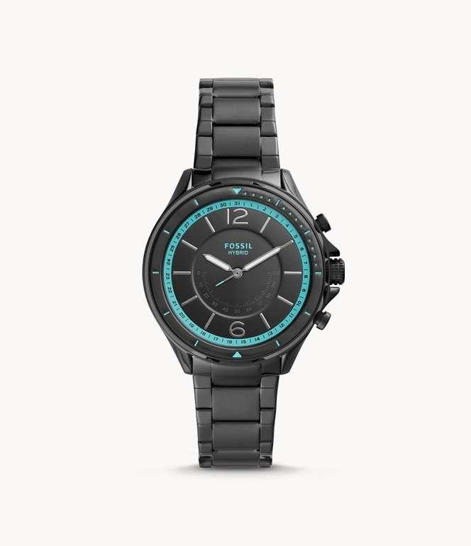 Fossil Damen Hybrid Smartwatch Sadie Edelstahl (FTW5081) für 69,30€ inkl. Versand (statt 127€)
