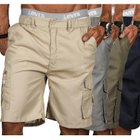 Top! Golden-Brands-Selection Herren Bermuda Cargo Shorts für je 10,90€