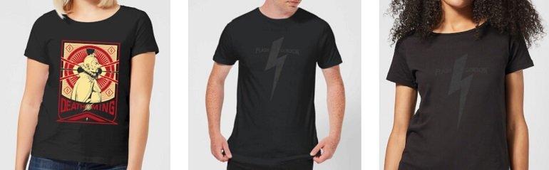 Flash Gordon T-Shirt + Tasse