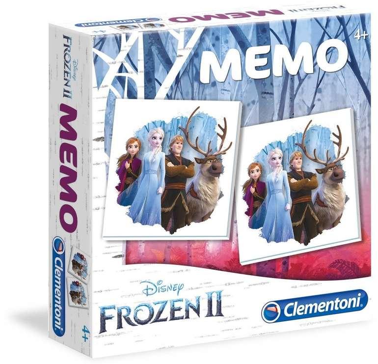 Clementoni Memo Frozen 2 für 5€ inkl. Prime Versand (statt 11€)