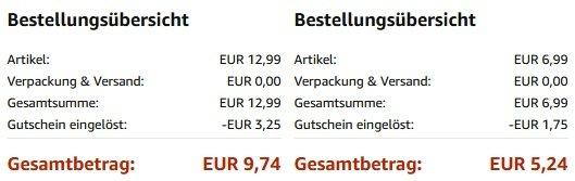 2 Rampow Produkte günstiger dank Gutschein