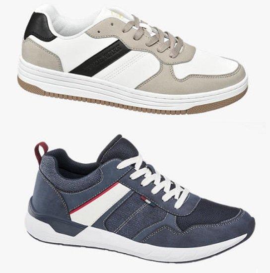 Memphis One Herren Sneaker für je nur 19,99€ (statt 25€)