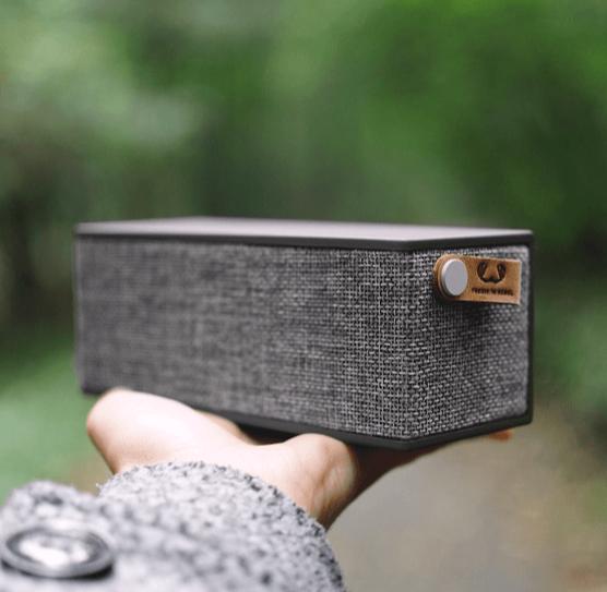 2er Pack Fresh N Rebel Rockbox Brick Fabriq Edt. Bluetooth Lautsprecher für 55€
